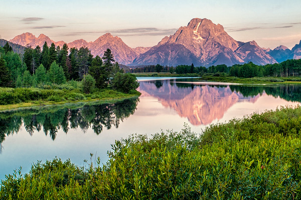 Snake River Reflections