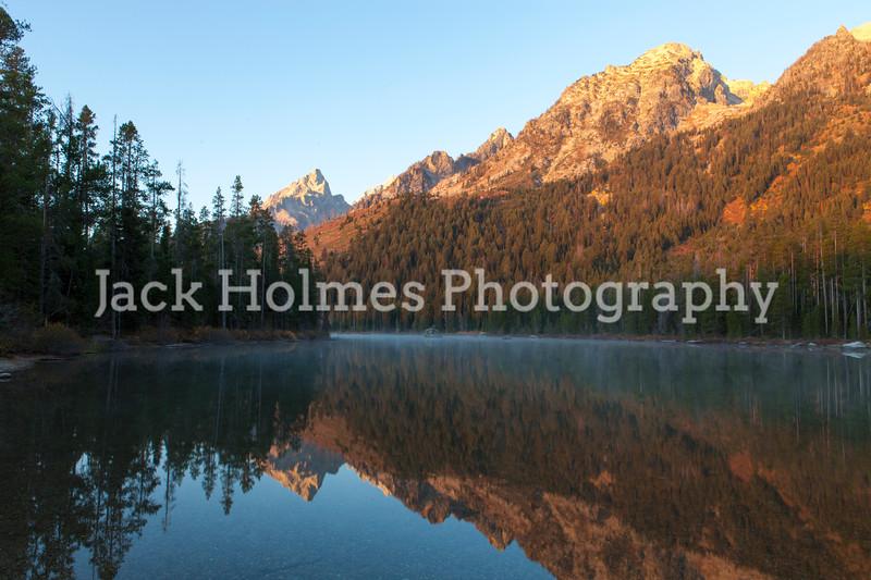 String Lake, Grand Teton National Park.