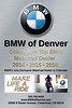 BMW of Denver Full Page Magazine Ad