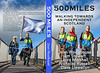"""Book cover for my published book """"500 Miles"""""""