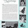 Holiday letter for local humane society