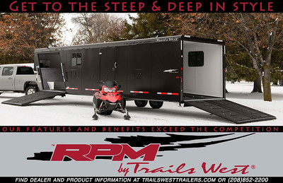 Trails West RPM Trailers