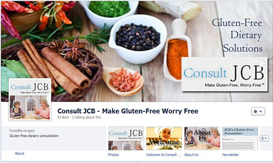 Consult JCB cover photo and tabs with custom icons www.facebook.com/consultjcb
