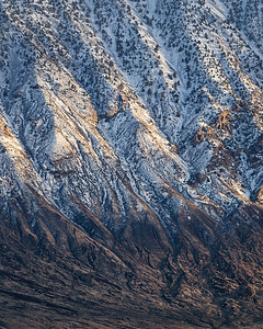 Snowline, Deep Springs Valley