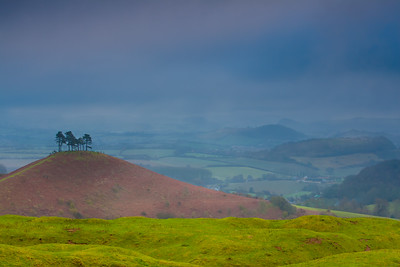 Misty Colmers Hill