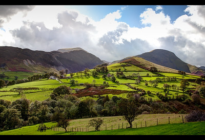 The Lakes - Newlands Valley