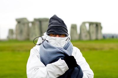 Stonehenge Ninja
