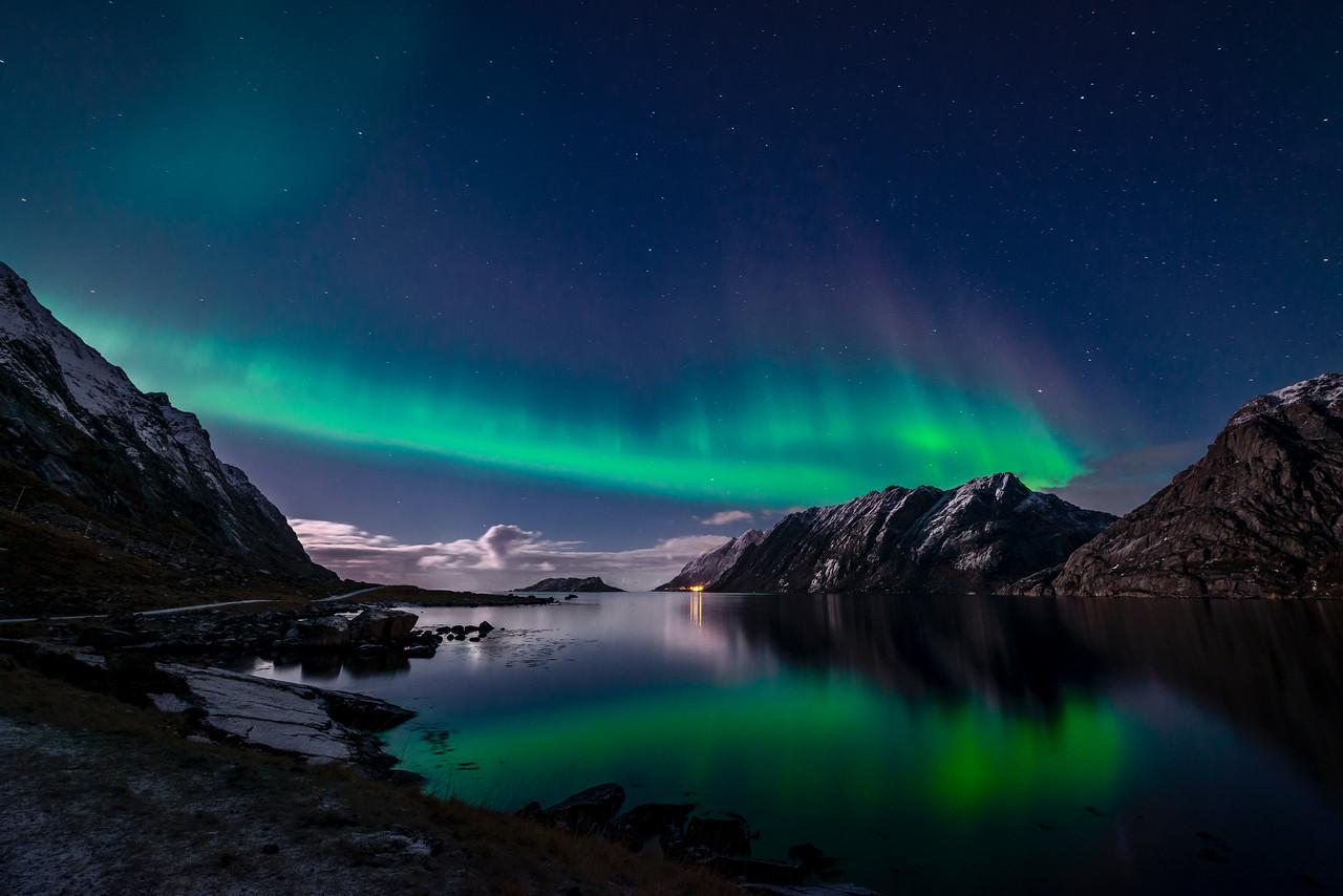 d a n c e | lofoten islands, norway