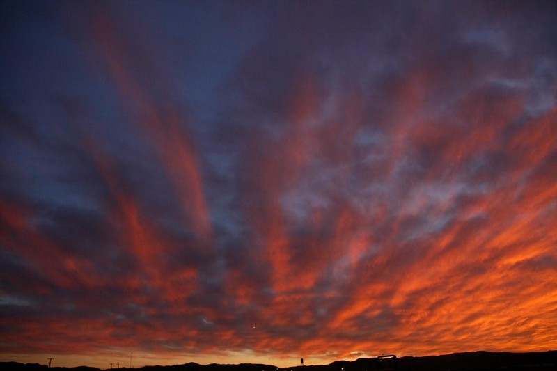 Orange_Las_Vegas_Sky
