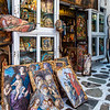 Art shop, Mykonos