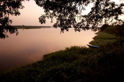 Albert Nile, Uganda