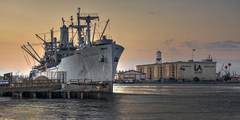 Port Landmarks