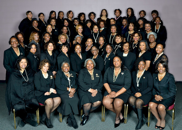 Alpha Kappa Alpha Sorority Group Photos, Photography by LeVern Danley