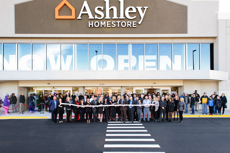Ashley Homestore Grand Opening -Geneva, IL
