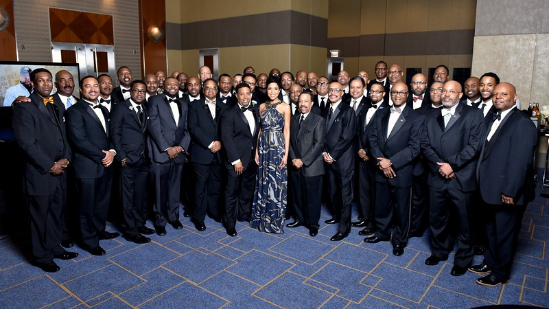100BMC Gala 2016 First Looks, Photography by LeVern Danley