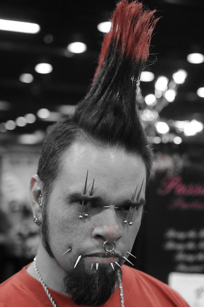 Spiked (Freedom Expo, Chicago, 2010)