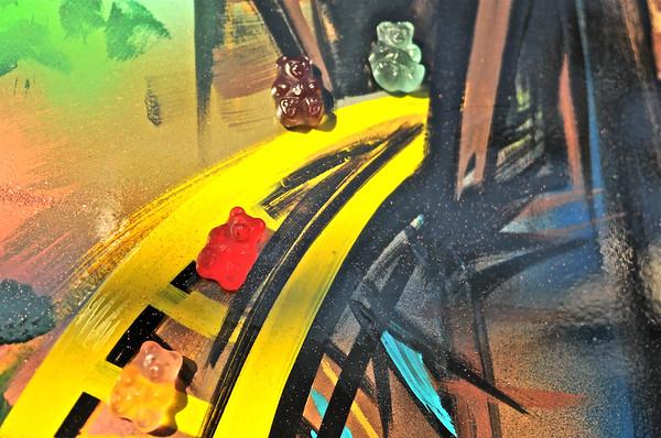 Gummy Coaster