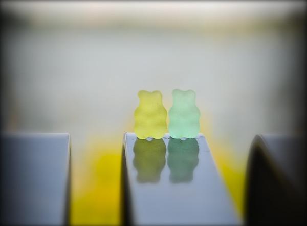 Gummy Bonding