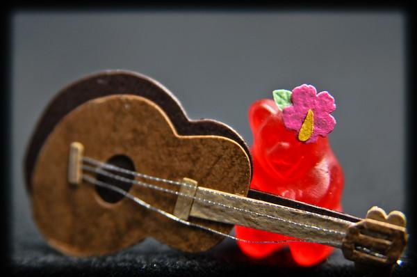 Gummy Guitarist