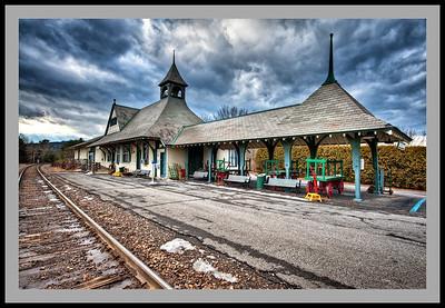 Westport Amtrak Station -8159_63