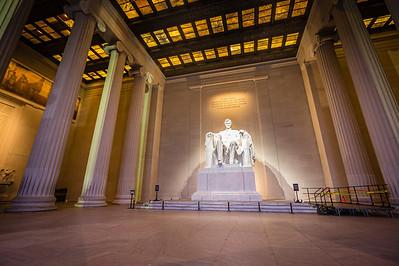 Lincoln Memorial HDR