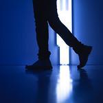 Hirshhorn Dan Flavin Lights