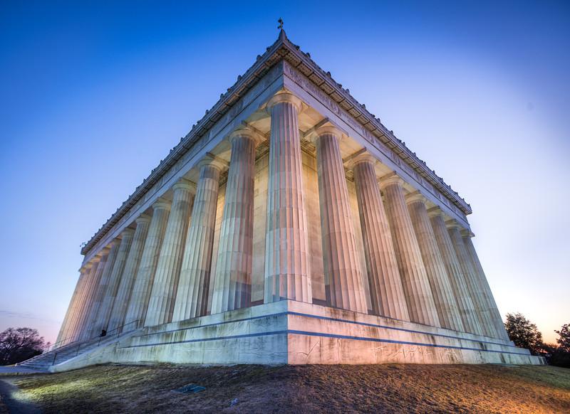 Lincoln Memorial Edge