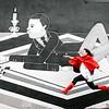 Chessboard Jump