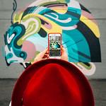 DC Graffiti Snapchat