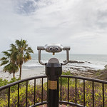 Looking glass at Laguna Beach