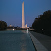 Washington DC Capitol and Washington Monument
