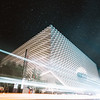 The Broad at Night