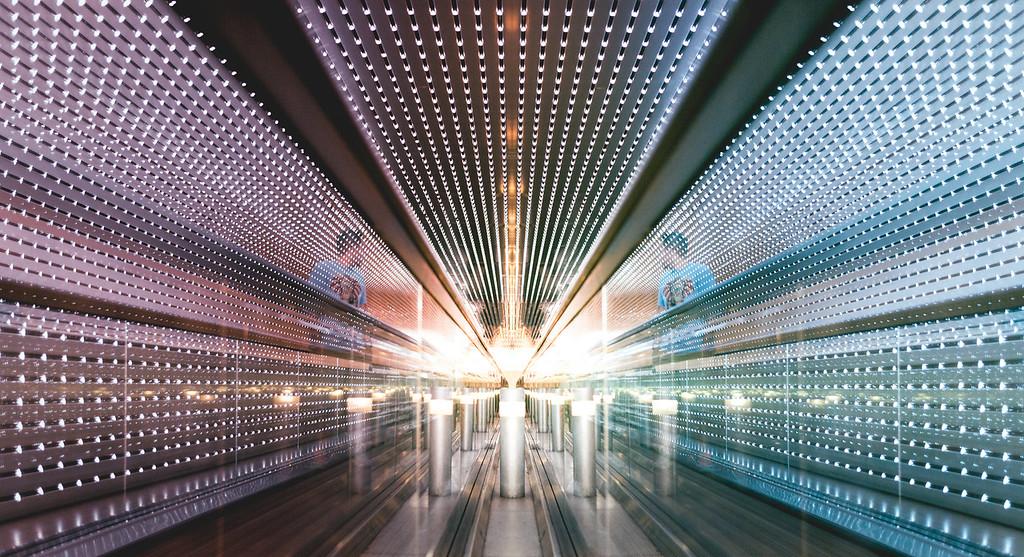 Light Tunnel at NGA