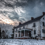 """Found this old abandoned house showing lots of age while at Rockburn Branch Park in Elkridge Maryland<br /> <br />  <a href=""""http://ihitthebutton.com/abandoned-house-on-hill-top/"""">http://ihitthebutton.com/abandoned-house-on-hill-top/</a>"""