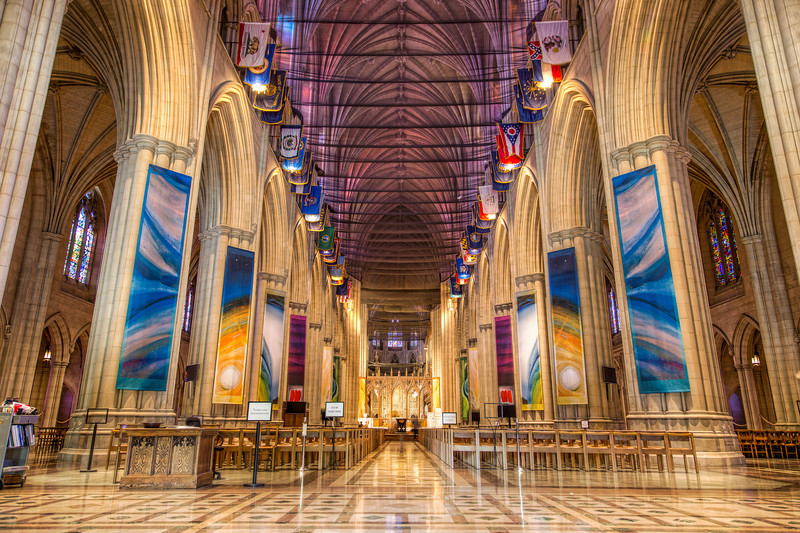 Stopped by the National Cathedral in DC for this shot :) colours galore!  http://ihitthebutton.com/national-cathedral/