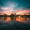 Sunrise at the US Capitol