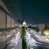 Long Exposure at the Newseum of the Capitol