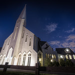 Church at Night