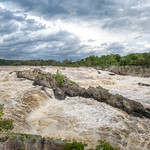 """Storm Clouds over Great Falls<br /> <br />  <a href=""""http://ihitthebutton.com/storm-clouds-over-great-falls/"""">http://ihitthebutton.com/storm-clouds-over-great-falls/</a>"""