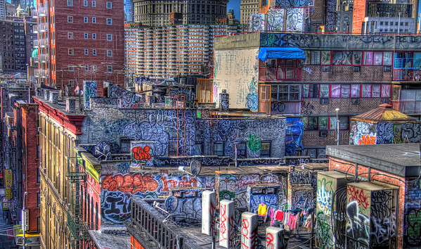 HDR Work