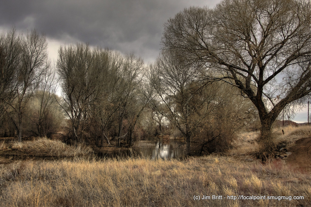 Prescott, AZ - Taken on a recent trip to Prescott.  Bracketed and converted to HDR.