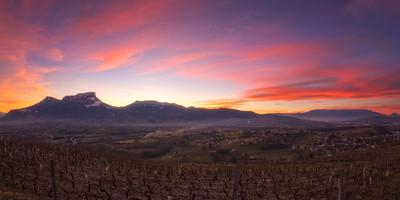 Winter sunset. Follow me on my -Facebook page:   Girolamo's HDR photos -Google+ page: Girolamo Cracchiolo -My Blog: Girolamo's HDR Photos - Le blog