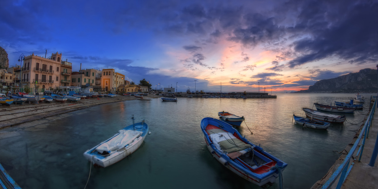 "Le port de Mondello. Follow me on my -Facebook page:   <a href=""http://www.facebook.com/pages/Girolamos-HDR-Photography/176753345698682"" rel=""nofollow    me"">Girolamo's HDR photos</a> -Google+ page: <a href=""https://plus.google.com/108629717769018996477"" rel=""nofollow    me"">Girolamo Cracchiolo</a> -My Blog: <a href=""http://girolamohdrphotos.wordpress.com/"" rel=""nofollow    me"">Girolamo's HDR Photos - Le blog</a> -My eBook: <a href=""http://itunes.apple.com/us/app/travel-in-hdr/id540996345?l"" rel=""nofollow me"">Travel in HDR</a>"