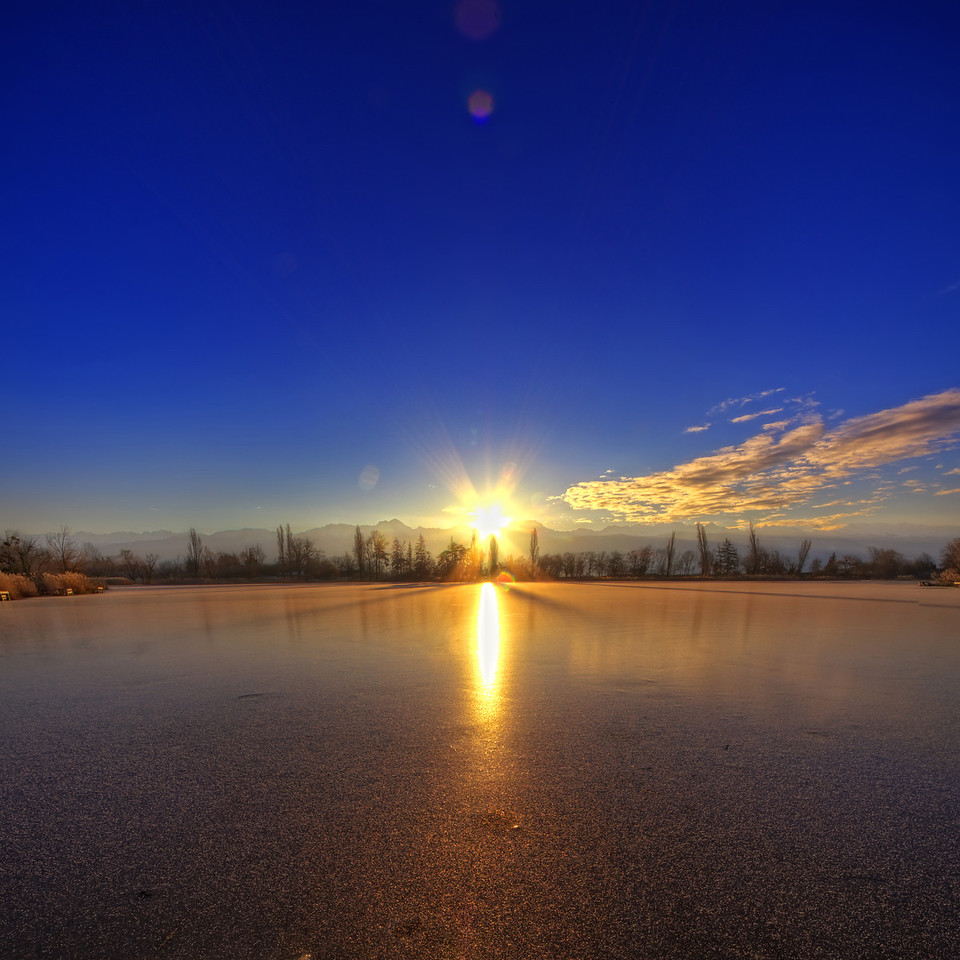 Frozen sunrise {Acte 2}