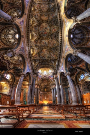San Giuseppe dei Teatini Follow me on my -Facebook page:   Girolamo's HDR photos -Google+ page: Girolamo Cracchiolo -My Blog: Girolamo's HDR Photos - Le blog -My eBook: Travel in HDR