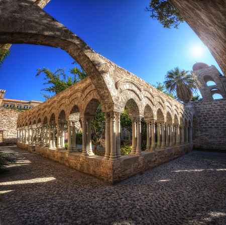 San Giovanni degli Eremiti.Follow me on my-Facebook page:   Girolamo's HDR photos-Google+ page: Girolamo Cracchiolo-My Blog: Girolamo's HDR Photos - Le blog