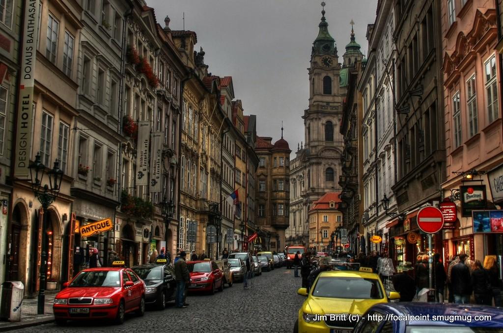 Prague Taxi's :) - Prague CZ