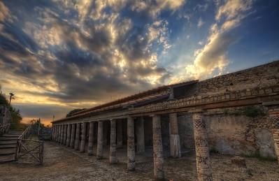 La Villa des Mystères. Follow me on my -Facebook page:   Girolamo's HDR photos -Google+ page: Girolamo Cracchiolo -My Blog: Girolamo's HDR Photos - Le blog