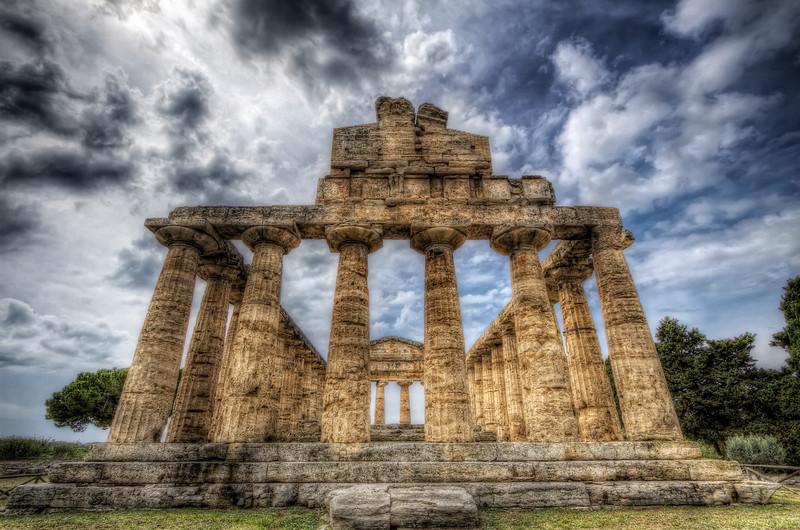 Retour à Paestum