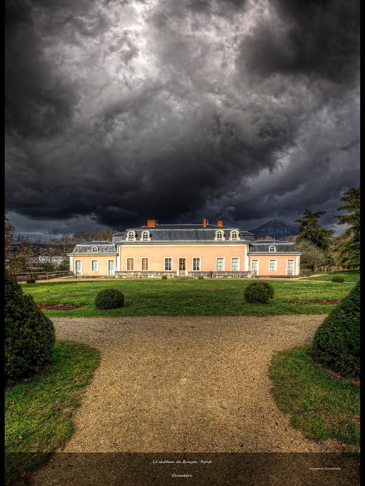 Le château de Buisson-Rond